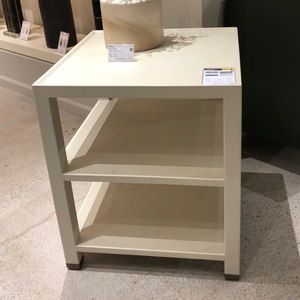 made goods jarin side table white