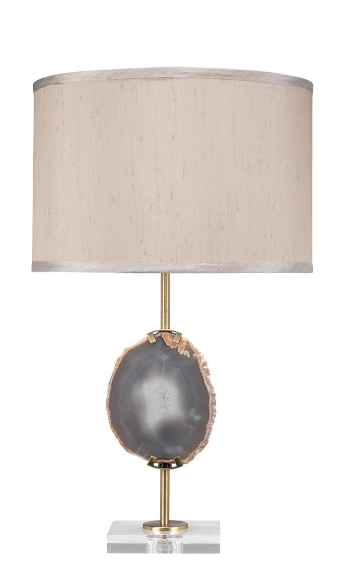 jamie young agate slice table lamp
