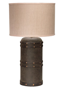 jamie young barrel table lamp