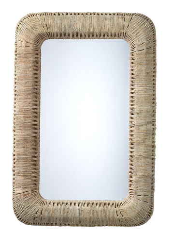 jamie young hollis rectangle mirror