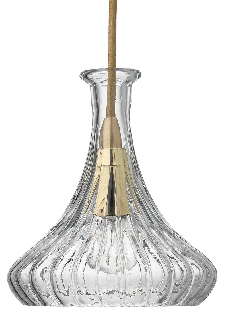 jamie young isabella carafe pendant