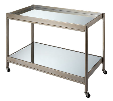 jamie young stella bar cart