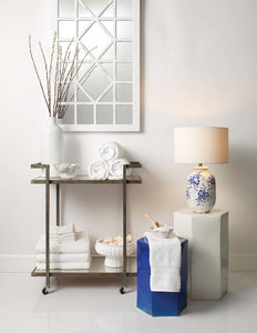 jamie young tanner bar cart lifestyle image 1