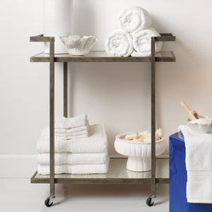 jamie young tanner bar cart lifestyle image 2