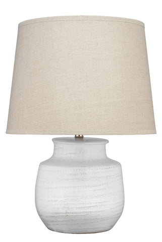 jamie young wide trace table lamp