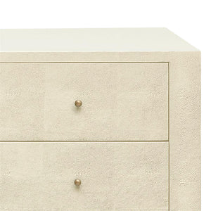 made goods sorin 3 drawer double off white nightstand detail