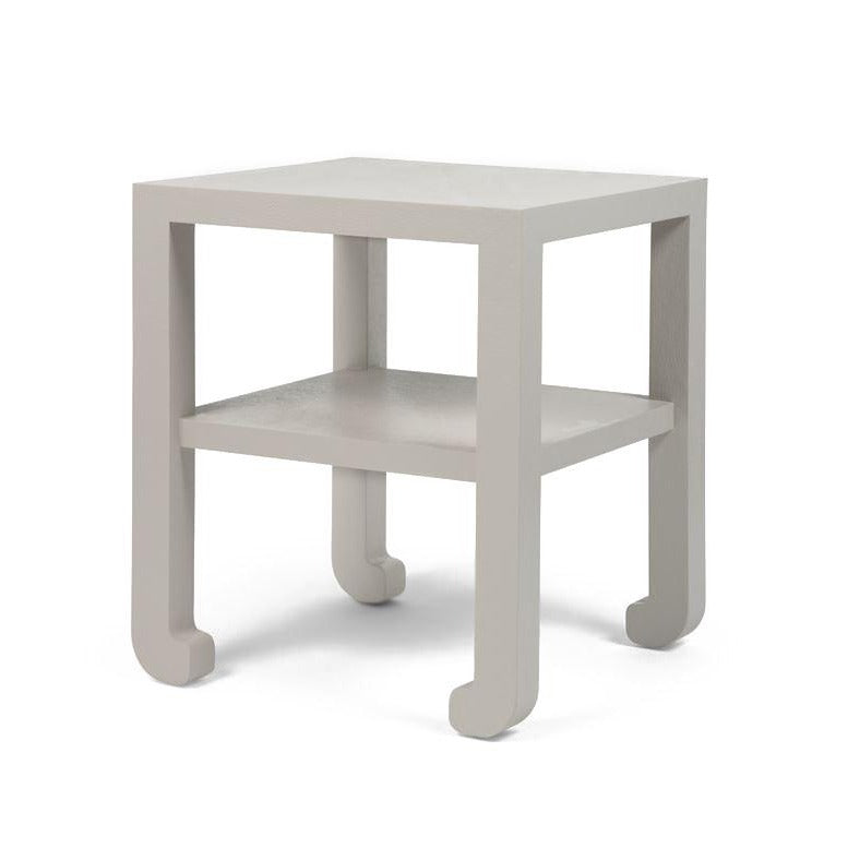 made goods askel side table french grey
