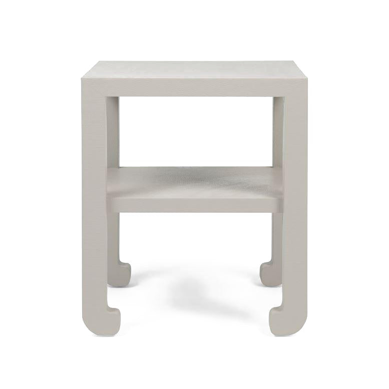 made goods askel side table french grey front