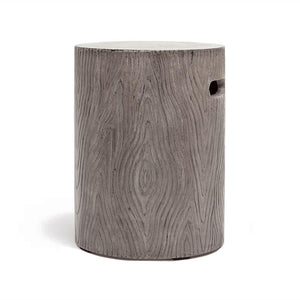 made goods bernt stool charcoal grey