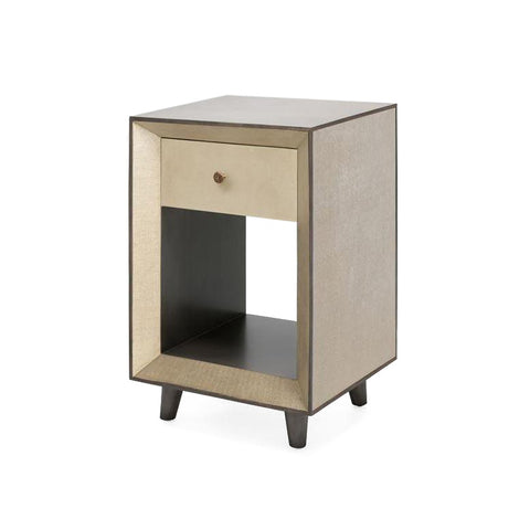 made goods blaine nightstand single champagne