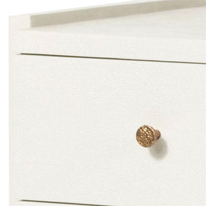 made goods carrigan dresser pristine faux raffia