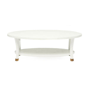 made goods caterina coffee table pristine faux raffia