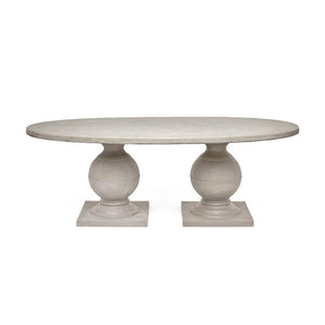 made goods cyril oval dining table