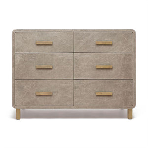 made goods dante 48 inch dresser storm leather