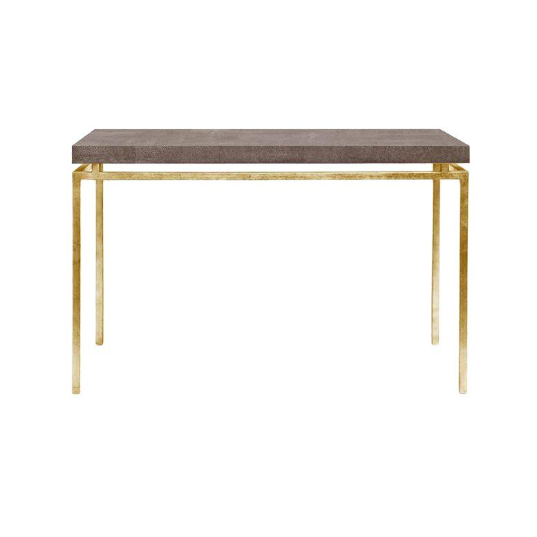 Made Goods Benjamin Console Table Gold
