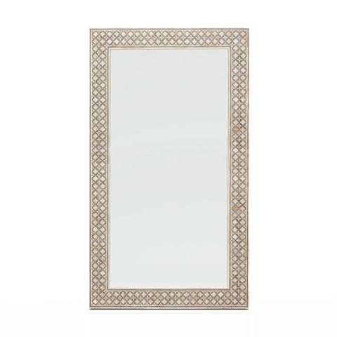 made goods dustin mirror floor mirror rectangle