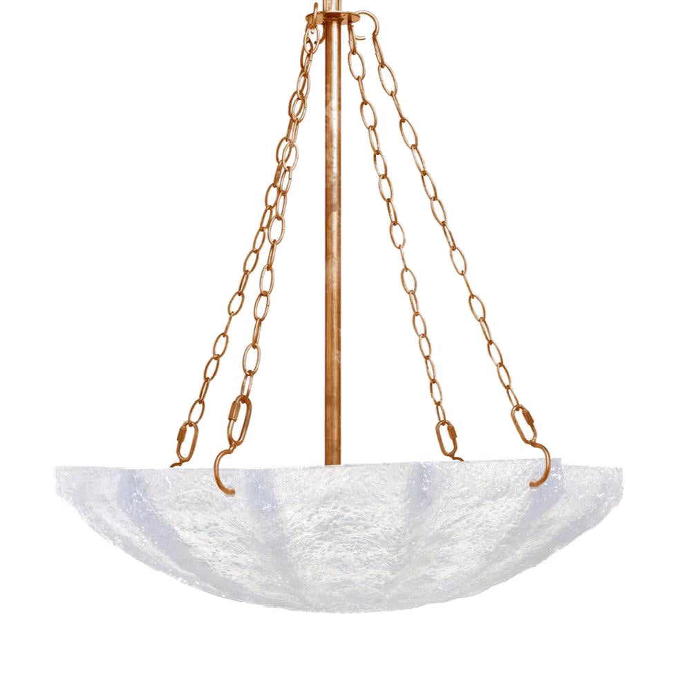 Made Goods Evelyn Chandelier Gold lighting