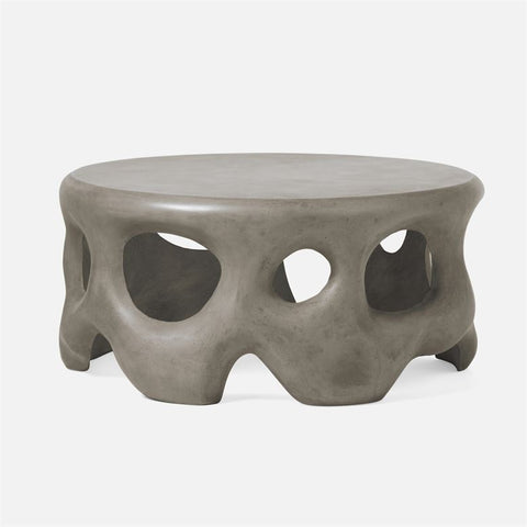 made goods hyde coffee table gray