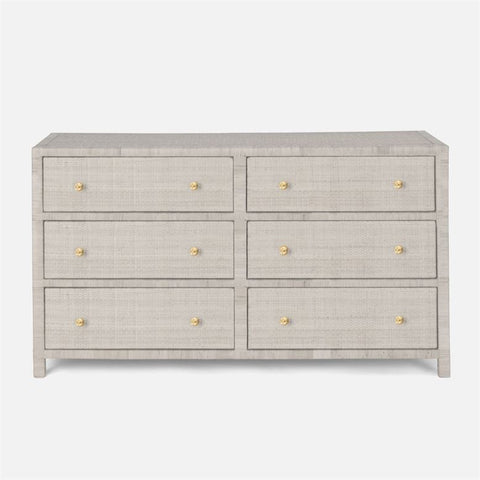 made goods isla dresser french gray 60