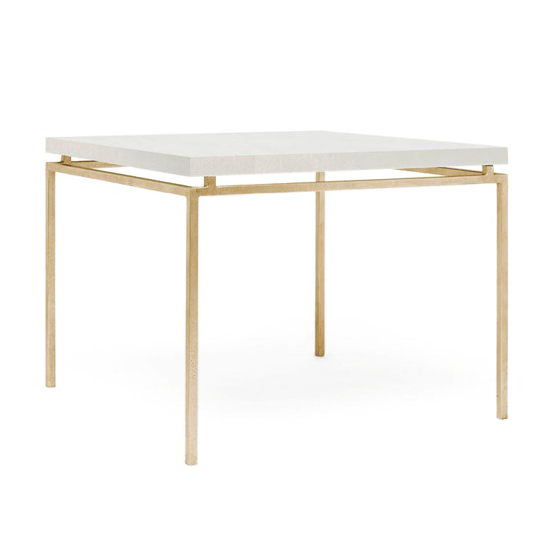 Made Goods Benjamin Game Table Gold