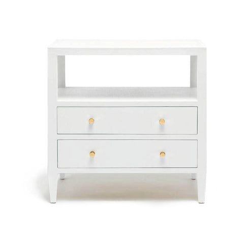 made goods jarin double nightstand designer white