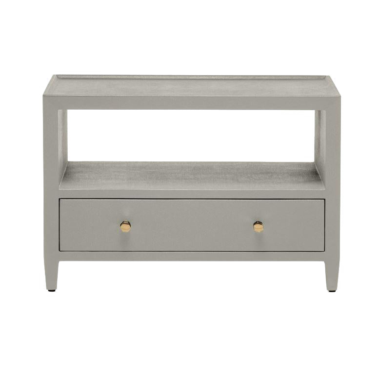 made goods jarin low double nightstand light gray