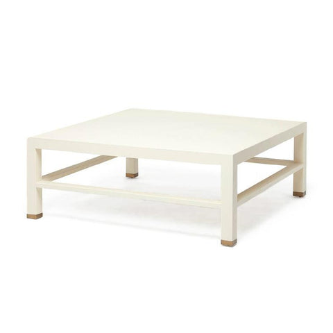 made goods jarin square coffee table white angle