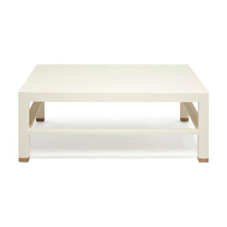 made goods jarin square coffee table white