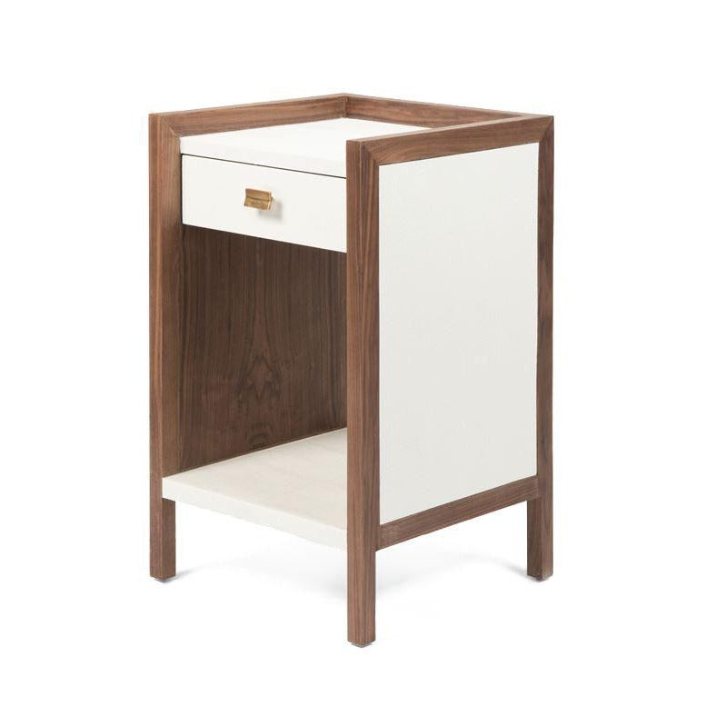 made goods kennedy single nightstand pristine and walnut angle