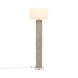 made goods kingston floor lamp sand