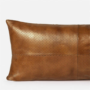 made goods kody lumbar pillow set of two camel corner