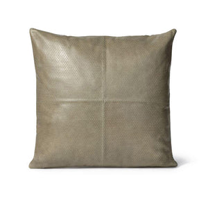 made goods kody pillow set strom leather
