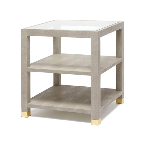 made goods lafeu side table sand front
