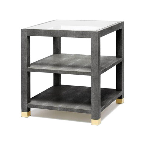 made goods lafeu side table grey