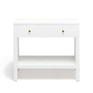 made goods maris double nightstand designer white