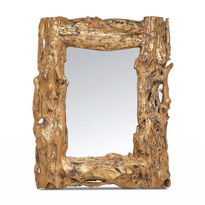 made goods milo antique gold driftwood