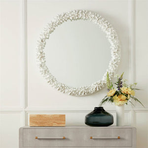 made goods ophelia mirror white styled