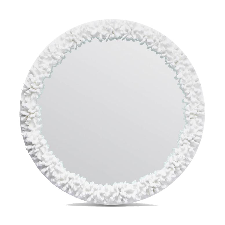 made goods ophelia mirror white