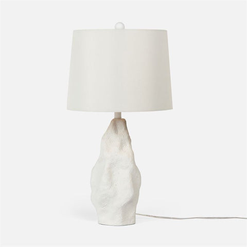 made goods paxton lamp matte white