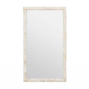 made goods pierson large mirror polished bone
