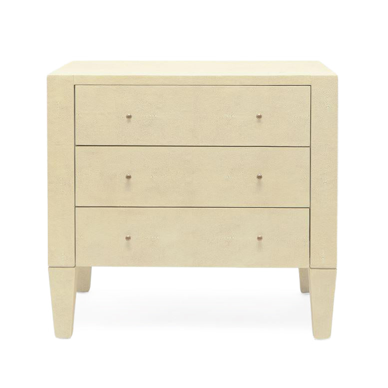 made goods sorin 3 drawer double off white nightstand