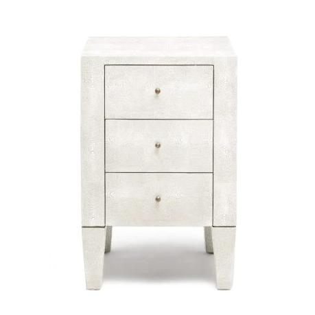 made goods sorin 3 drawer single nightstand pristine