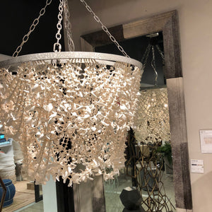 made goods terza chandelier styled