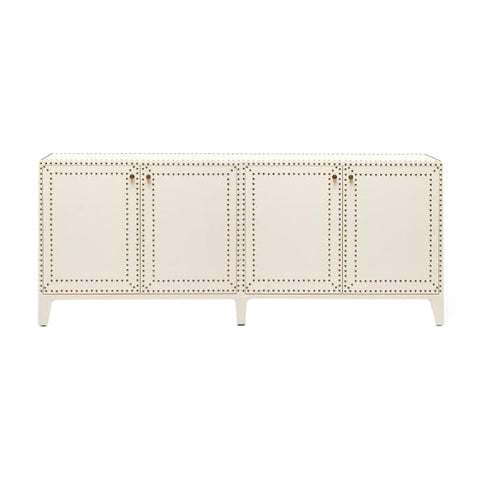 made goods turner 2 door cabinet ivory