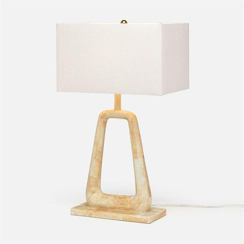 made goods weldon table lamp
