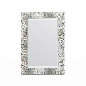 made goods zale rectangle mirror mother of pearl small