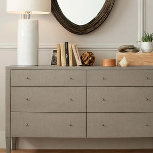 arteriors home conrad dresser seal bedroom lifestyle