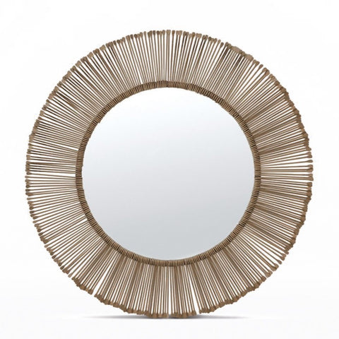 made goods dawn mirror antique brass round shape round mirror decorative mirrors unique mirrors big mirrors