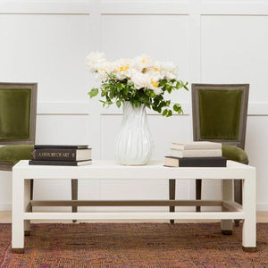 made goods jarin coffee table living room white linen