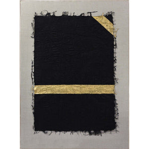 natural curiosities string paper black  artwork paper